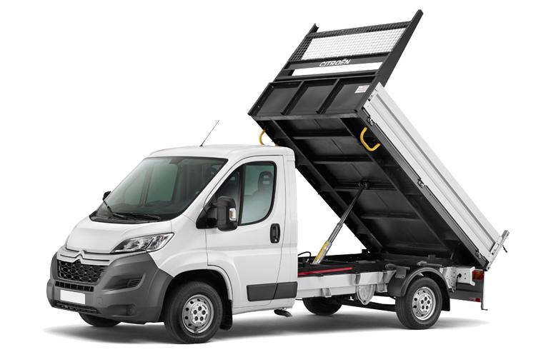 3.5 Tonne Tipper Truck