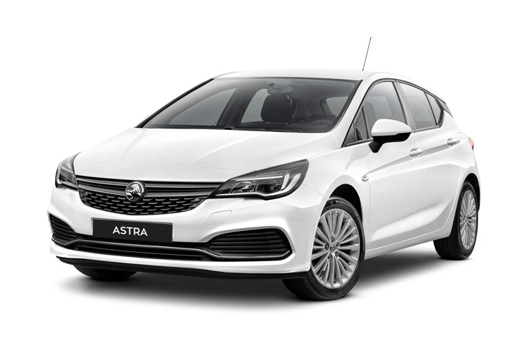 Intermediate Vauxhall Astra or Similar