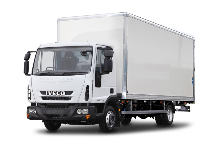 7.5 Tonne Box Truck with Tail Lift