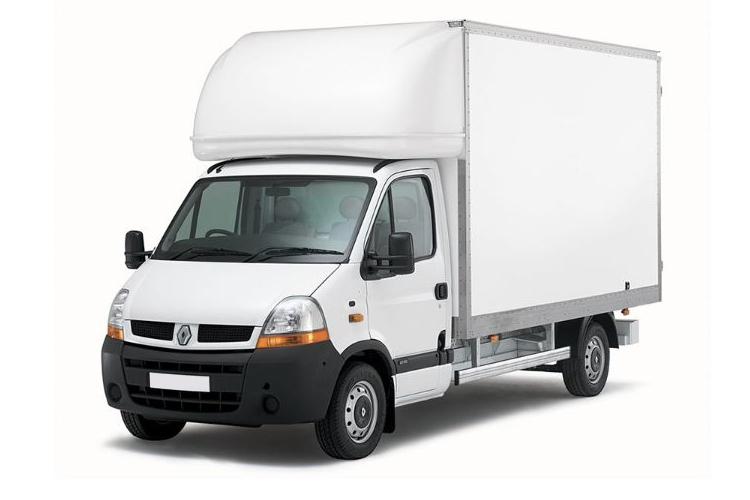 3.5 Tonne Luton Van With Tail Lift