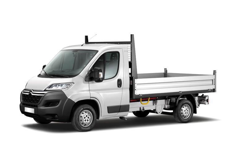 3.5 Tonne Dropside Van
